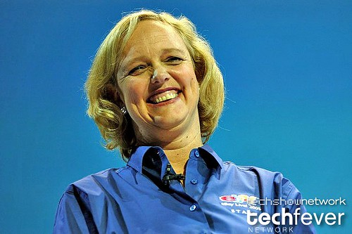 eBay Ceo Meg Whitman giving keynote at eBay Live