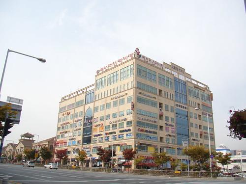 Ochang Korea