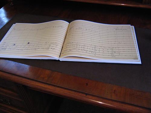 德弗乍克的手稿