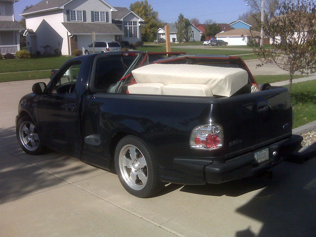 auto mobile truck 1999fordf150