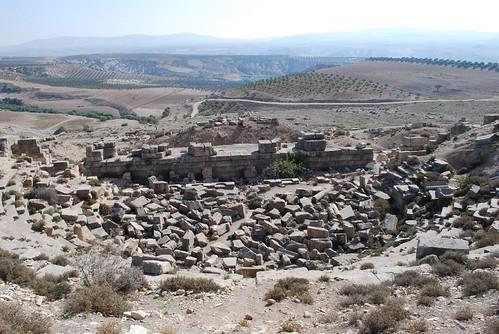 Cyrrhus theatre