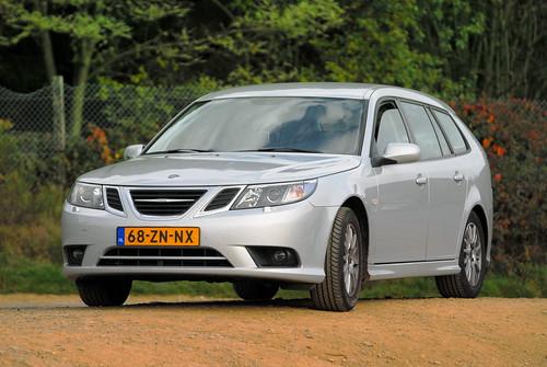 Saab 9-3 2.3t