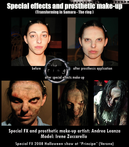 Before And After - Samara Make-Up