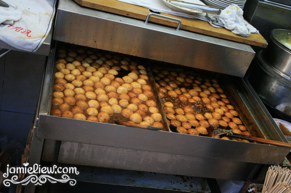 curry fish ball