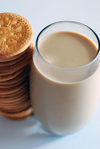 Mmmm . . . chai tea!