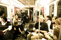 NaNoWriMoSubwaySession_12 (greensong) Tags: nanowrimo toronto subway 2008 november9