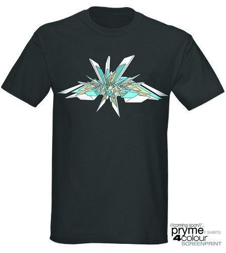 Pryme Charcoal T Shirt