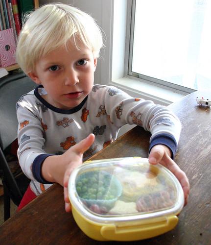 Preschool Bento #106: November 18, 2008