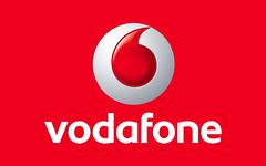 Vodafone Logo Red