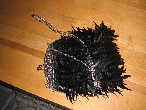 Zara clutch