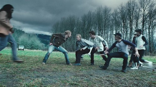 Twilight Movie- Baseball Game ATTACK! by hvyilnr.