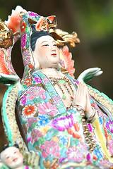 Small statue