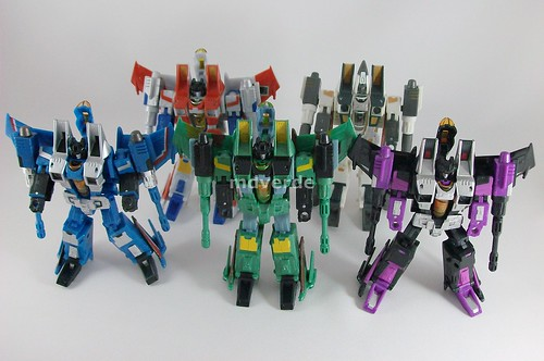 Transformers Classics Seekers (by mdverde)