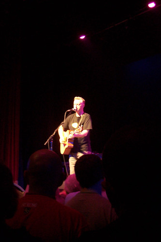 Billy Bragg @ White Rock Theatre, Hastings 29/11/08