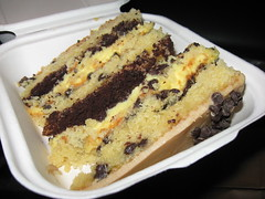 Momofuku Bakery & Milk Bar: Chocolate chip cake