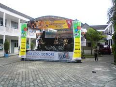 Acara April fest (STIE IBEK Bangka Belitung) Tags: kritis lahan penghijauan