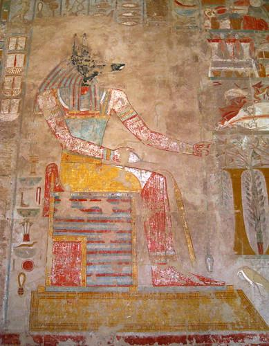 anubis egyptian god. Anubis : Egyptian God of the