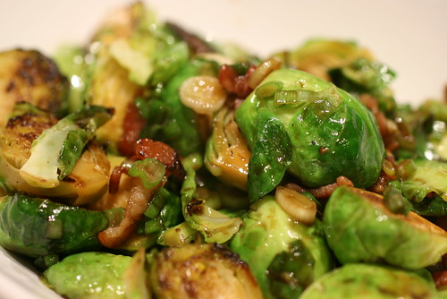 asianesque brussels sprouts 2