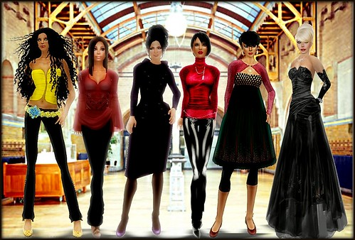 SL Designer Team for  EFA-AIFW2009