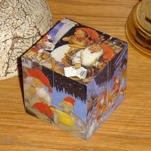 Nisse Cube