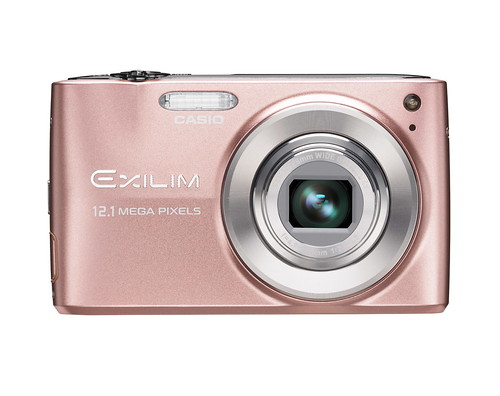 Casio_Exilim_EX-Z400_pink_f_le