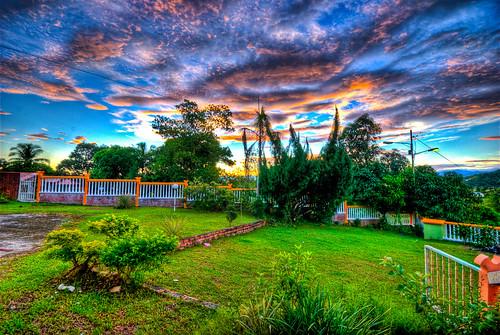 HDR : Sunrise at 6.09am