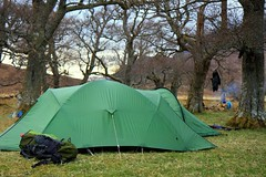 Idyllic Campsite