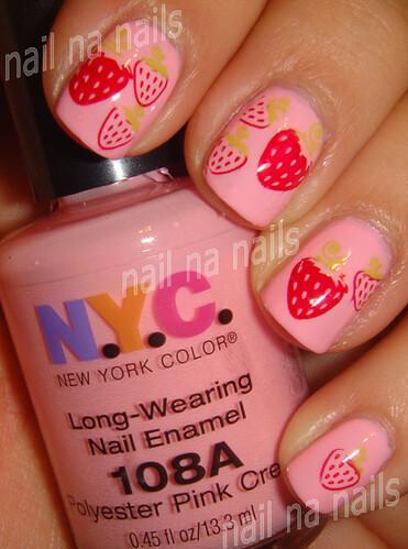 Strawberry Mani