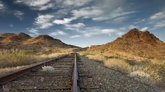 Eagle Mt track Photo