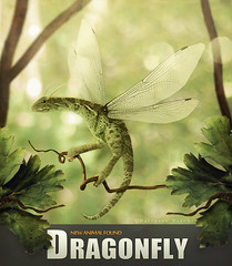 DRAGONFLY (balt-arts) Tags: world art nature animal digital photoshop dragon dragonfly reptile libelula planet baltasar vischi