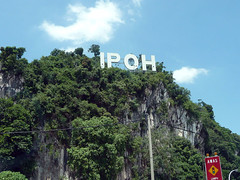 Ipoh signboard