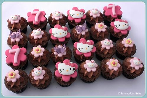 Hello Kitty Minis