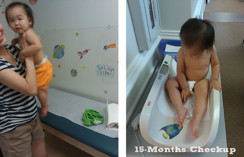 15 Months Checkup