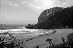 CONSTANCIA (masaimanta) Tags: see agua bizkaia euskadi vizcaya basquecountry paisvasco ibarrangelua nikond40x laidaplaya lagaplaya gününeniyisithebestofday