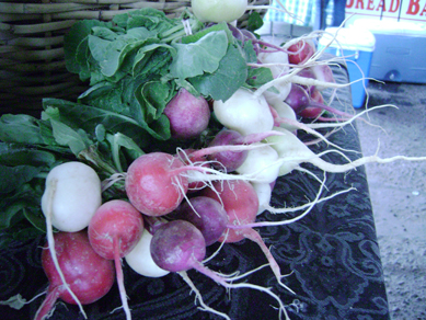 Maya's Farm, turnips