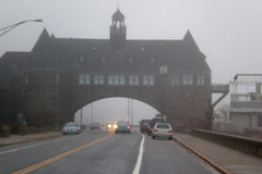 Casino in Narragansett (lreed76) Tags: fog southcounty nationalregisterofhistoricplaces narragansettri oldcasino