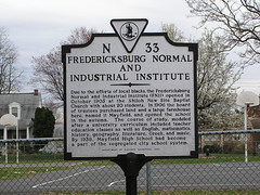 Image of Fredereicksburg Normal and Industrial Institute