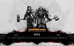WAR Calendar: April 2008 (kriegs) Tags: desktop wallpaper art photoshop artwork calendar widescreen games april warhammer desktopwallpaper 1920x1200 warhammeronline eamythic