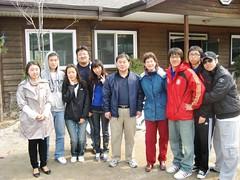 Seniors, Professors and Alumni