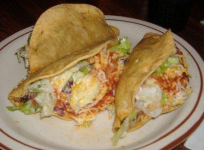 Azteca - Garlic Tacos