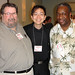 Dr. Ron Capps the NicheProf with Stuart Tan and Willie Crawford