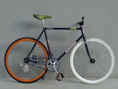 [Bike Check] Peloton Fixie