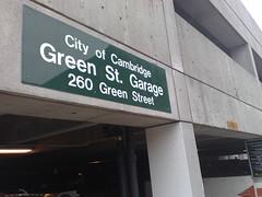 Green Street Garage