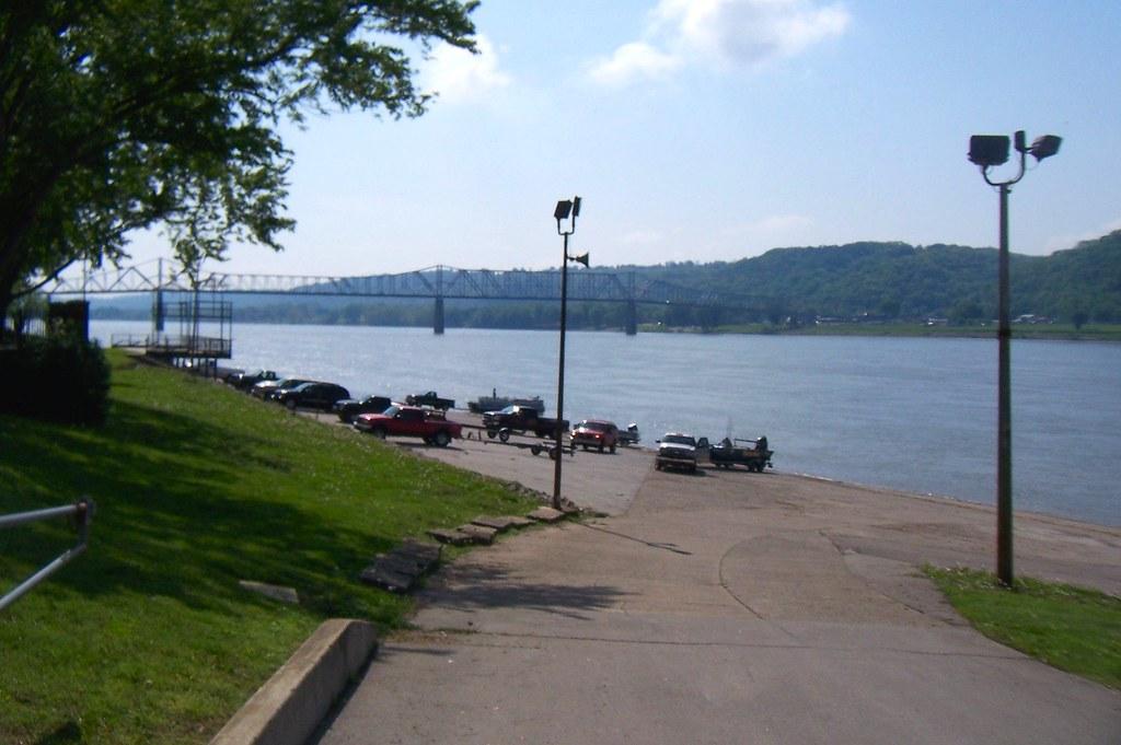 Boat ramp, Madison
