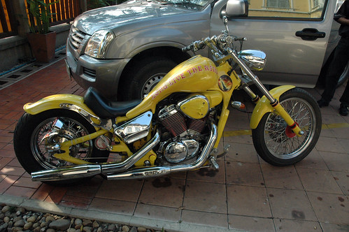Pattaya Chopper Picture Design