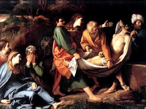 Sepultamento de Jesus