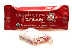 Raspberry & Cream Bar