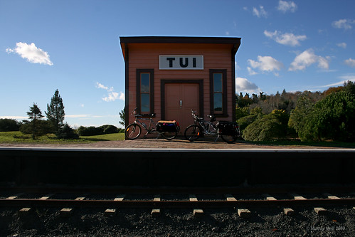 Xtracycles at Tui Station