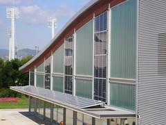 els dos grups fotovoltaics