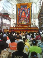Vesak Day Thangka (marrael) Tags: singapore buddhist buddhism tibetan thangka vesak wesak